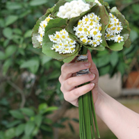 ::Bridal bouquet 'Cones'