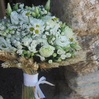 ::'Milleflor' - bridal bouquet